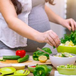Die Ernährung in der Schwangerschaft