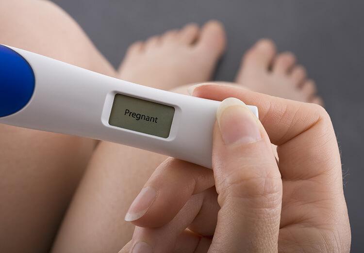 woran merke ich dass ich schwanger bin trotz periode